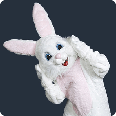 Icaughttheeasterbunny for What is the easter bunny s phone number
